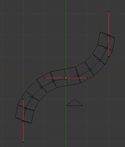 Bézier curve issues - Modeling - Blender Artists Community