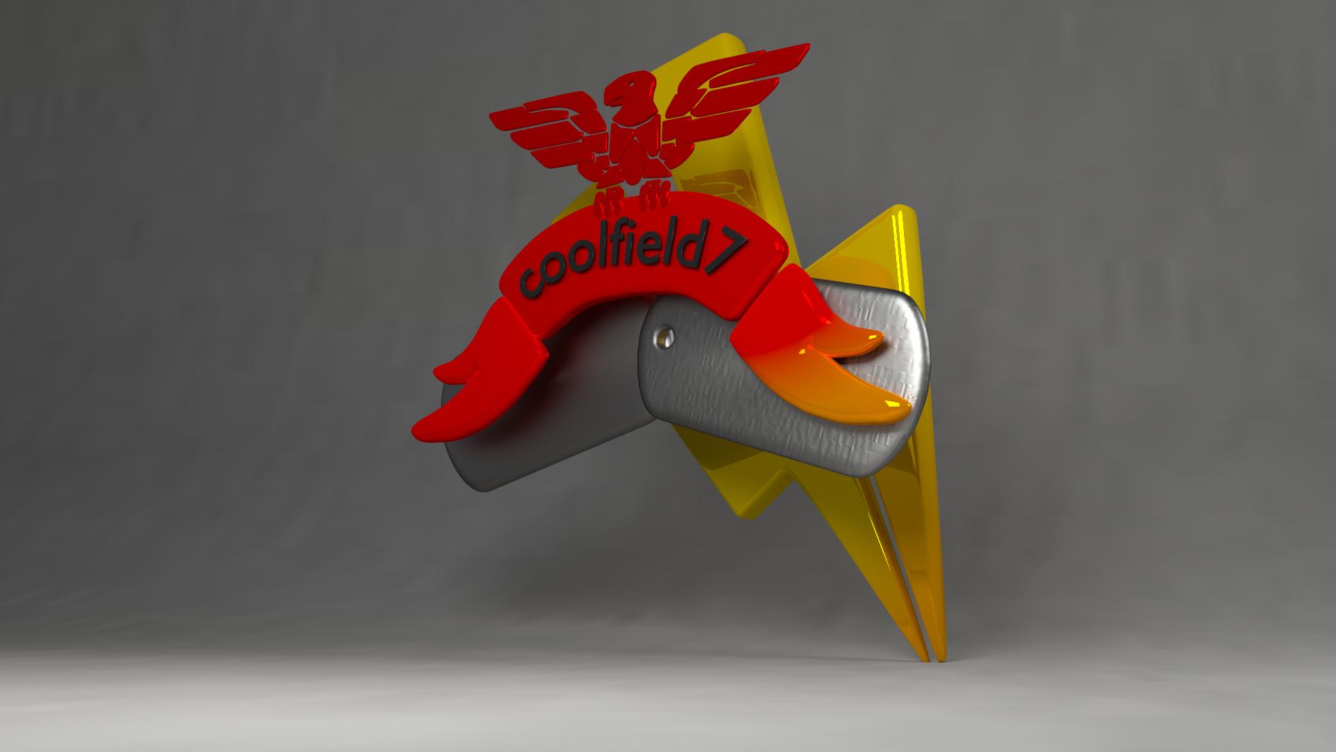 Battlefield 4 3D Emblems - Finished Projects - Blender Artists Community