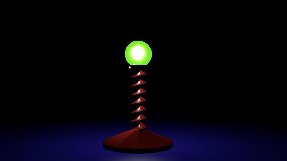 in Community future lamp Artists Progress Blender Works nPmwvOyN80