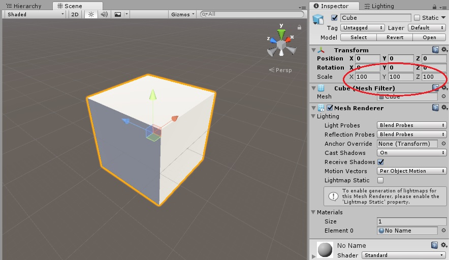 FBX export from Blender 2 79 to Unity 2017 scale problem - Other