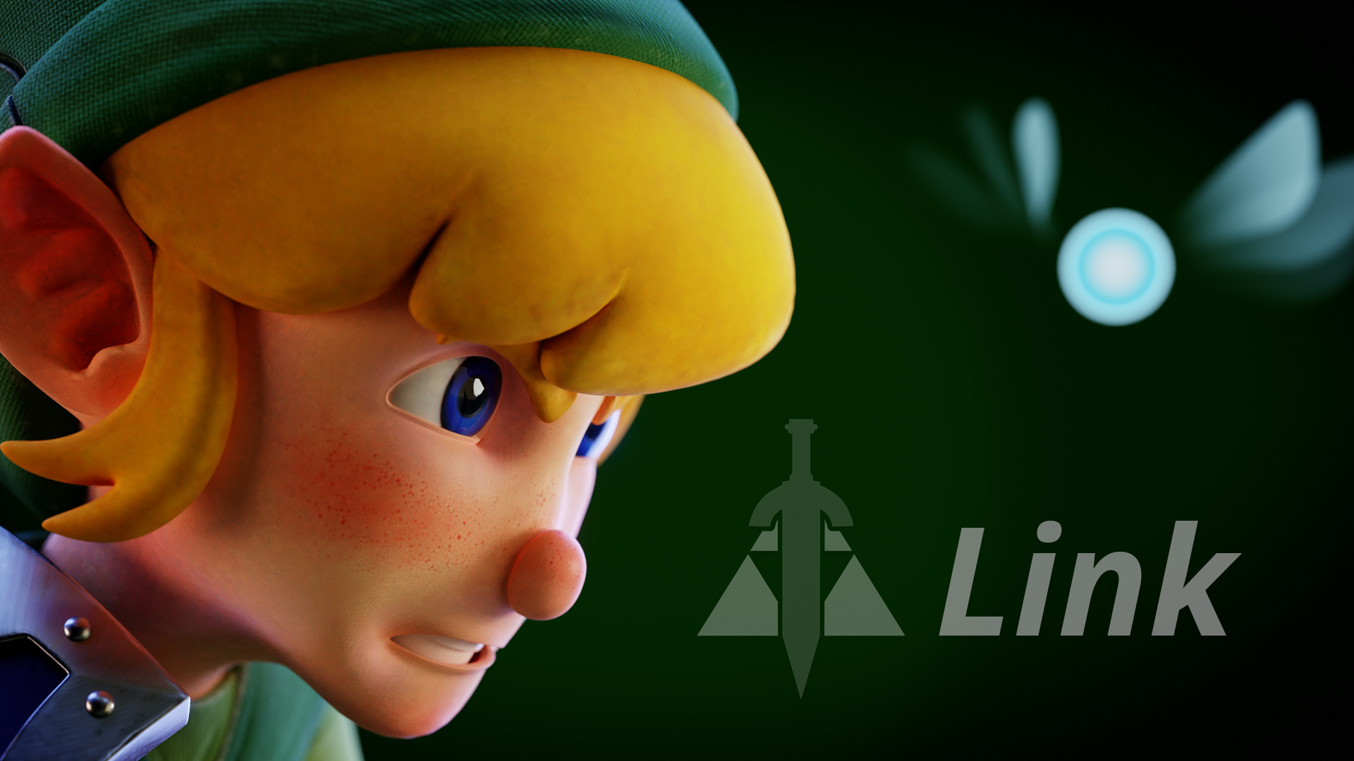 Link The Legend Of Zelda Fanart Finished Projects