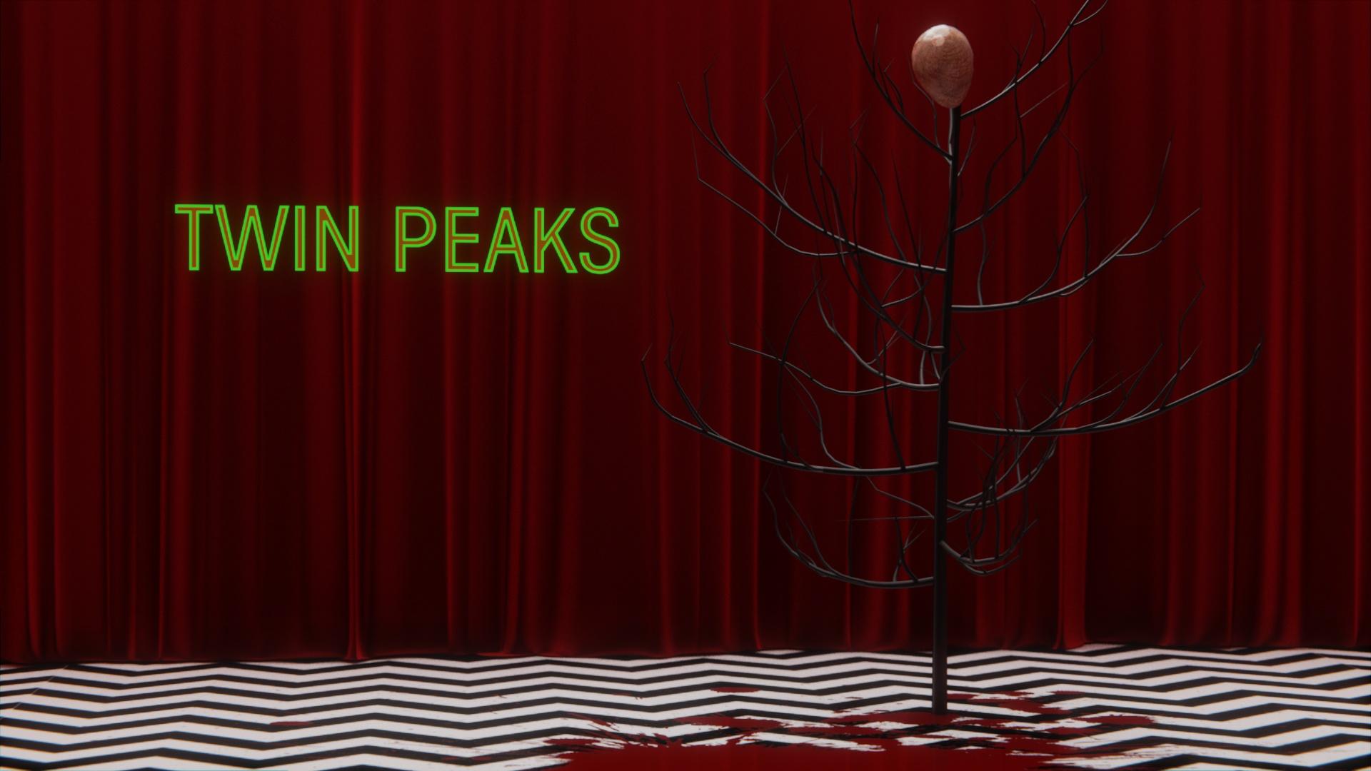 Twin Peaks Works In Progress Blender Artists Community