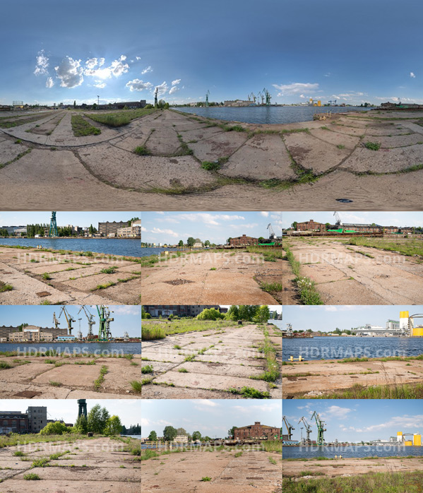 Free HDRI maps, Textures and Sky Backgrounds - Blender and