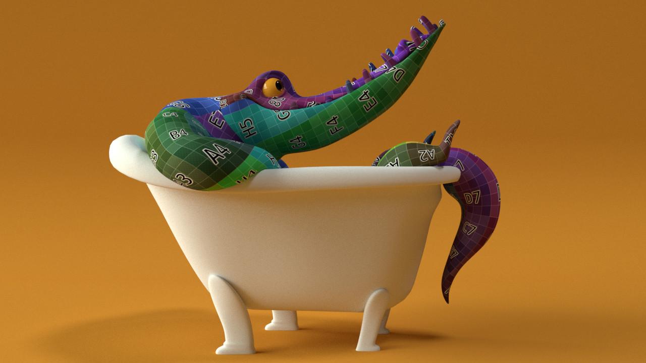 I love my rubber ducky (FanArt) - Forum Gallery - Blender Artists ...