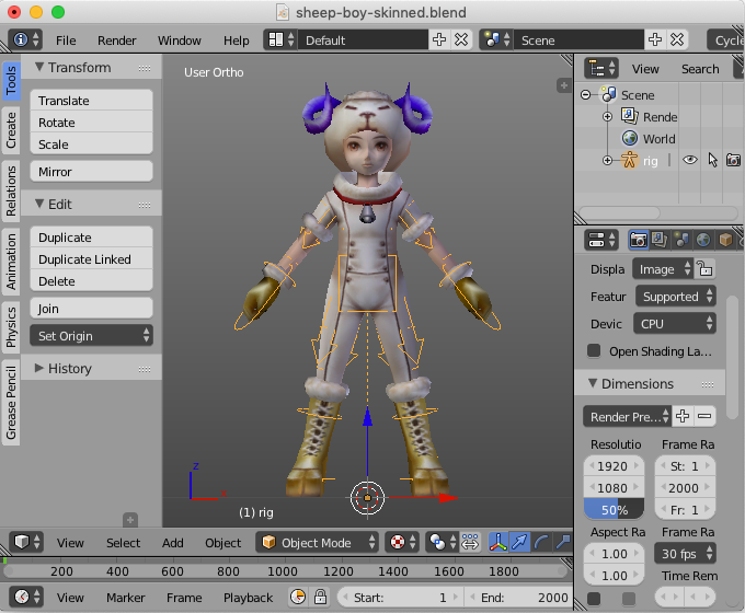 Better FBX Importer & Exporter Add-on - Released Scripts and