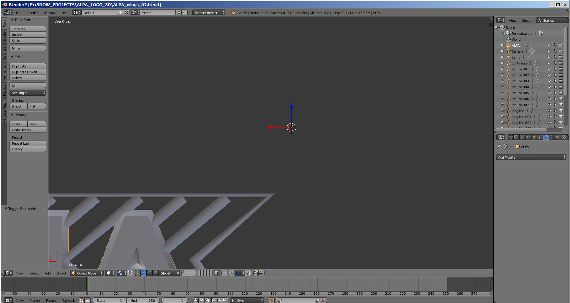 extra point appears in SVG import - Modeling - Blender