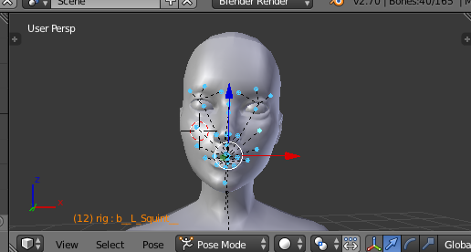 The Sims 4 Blender motion capture - Animation and Rigging