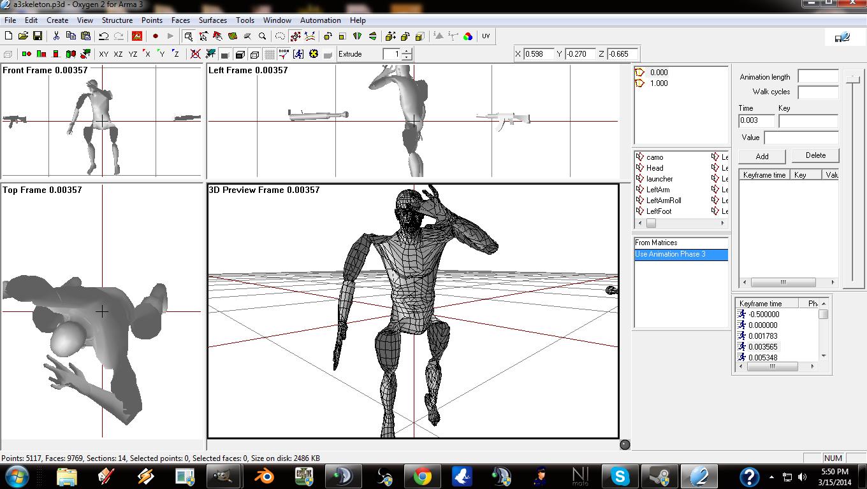 BVH retargeting to Skeleton with more bones than original