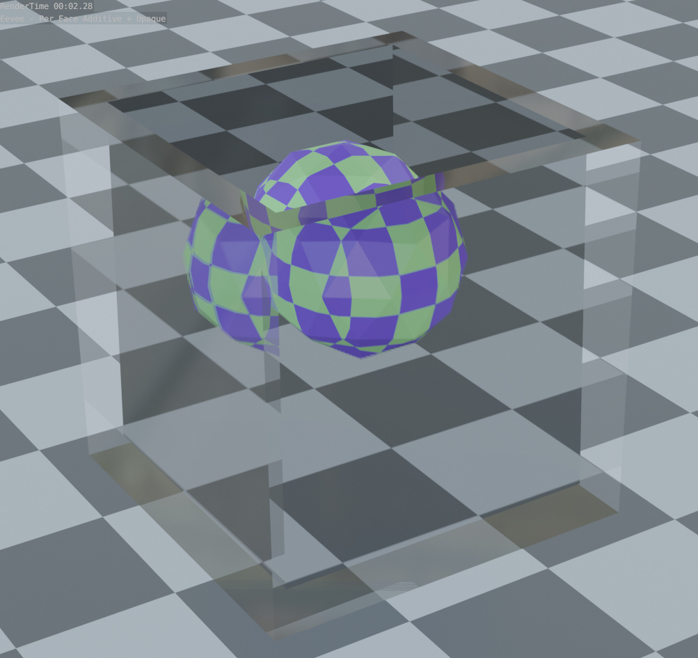 Any tips for faking realistic(ish) glass in Eevee