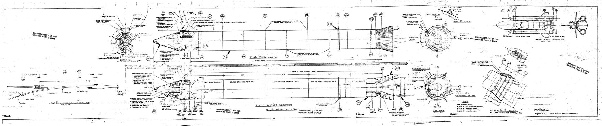 Nasa Space Shuttle Orbiter Hull Design Blueprints From Tech Engine Diagram 19740027168 0052300x484 176 Kb