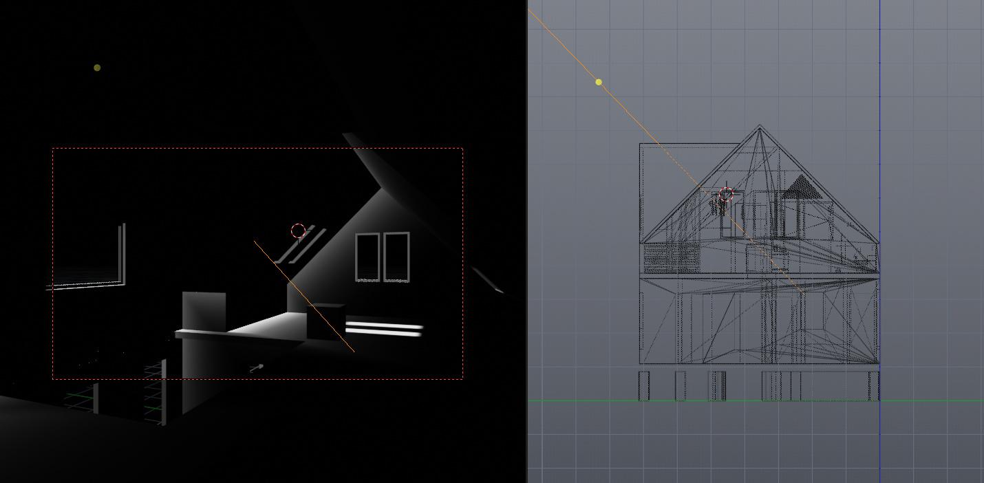Light leak at edges inside room and irradiance volume issues