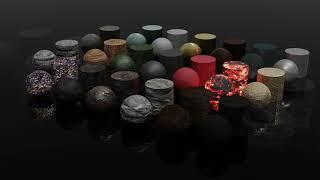 Blender 2.9 Free Material & Texture Download 🎁( Pack 1 )🎁 2