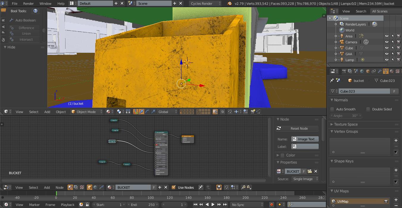 Blender x substance painter - Basics & Interface - Blender Artists