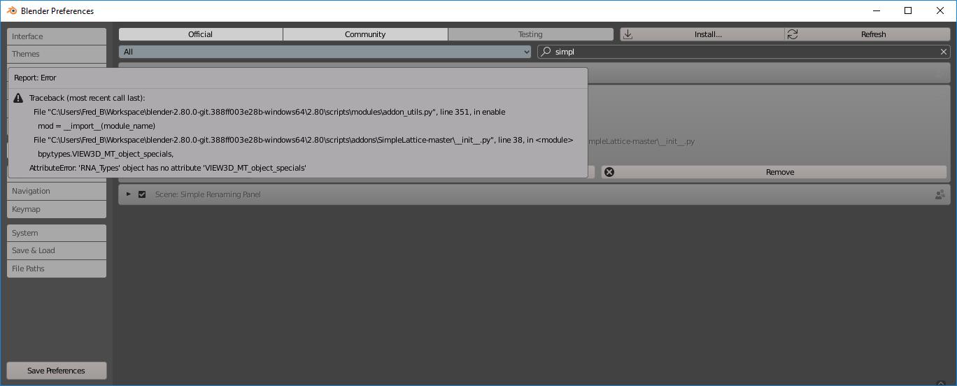 Input] Custom Blender Setup | ALT-Maya Navigation, LMB