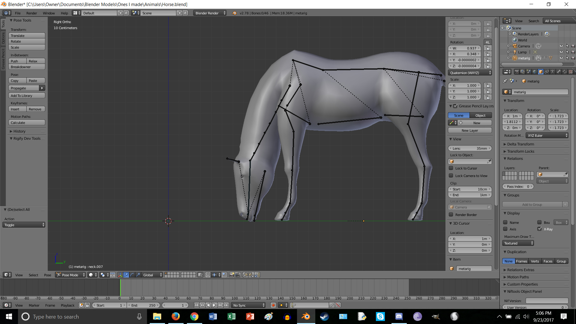 Help with necks - Animation and Rigging - Blender Artists