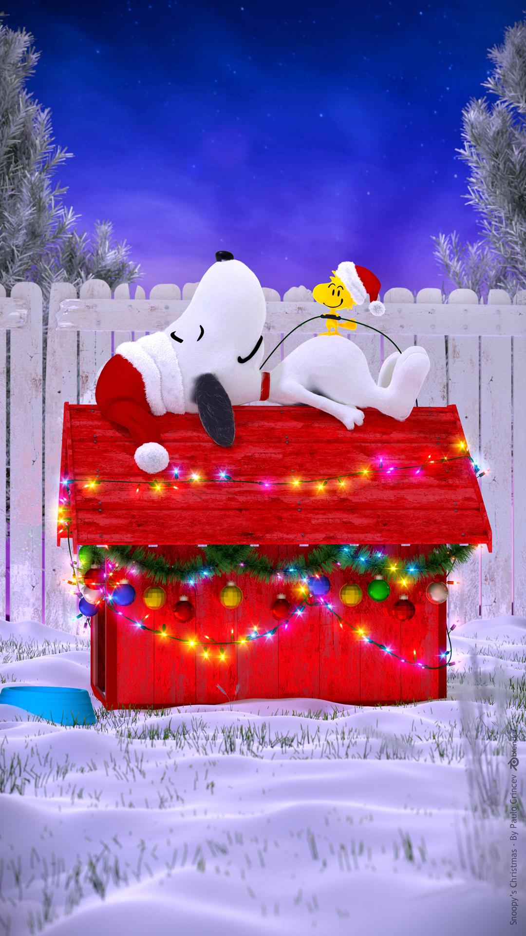 snoopy render final 1080pjpg1080x1920 162 mb - Snoopys Christmas