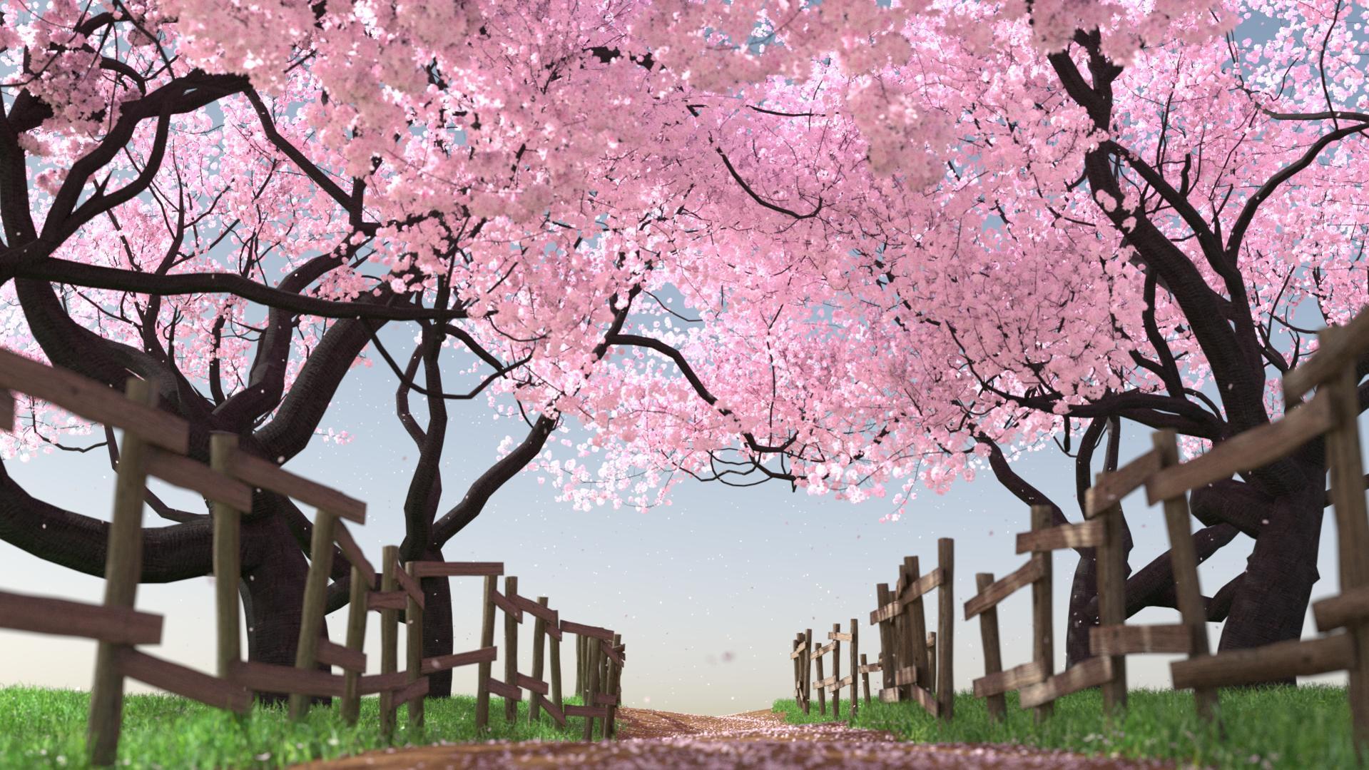 Sakura Tree Sidewalk Update 9 2 15 Focused Critiques