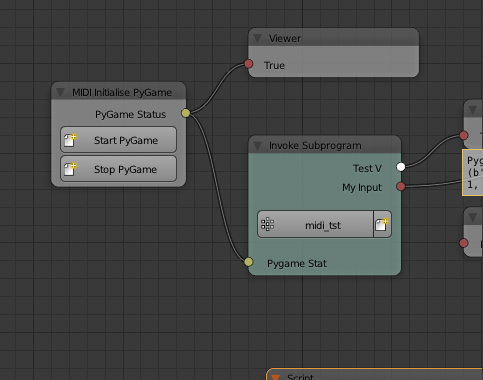Reading MIDI input from MDI Keyboard - Python Support