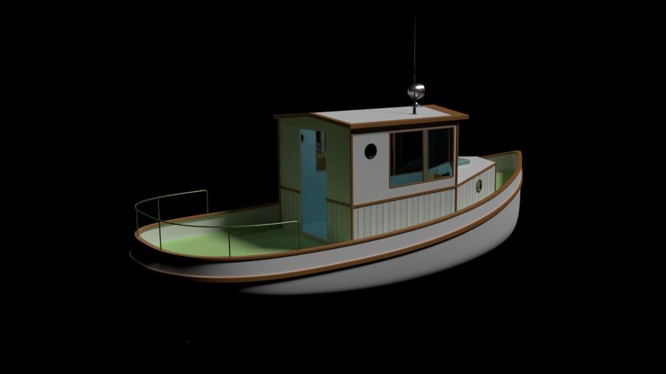 tug boat 1