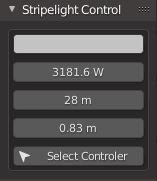 StripeLightControl