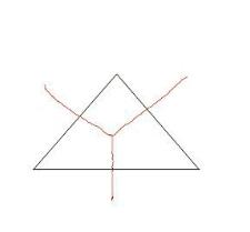 triangle to quads