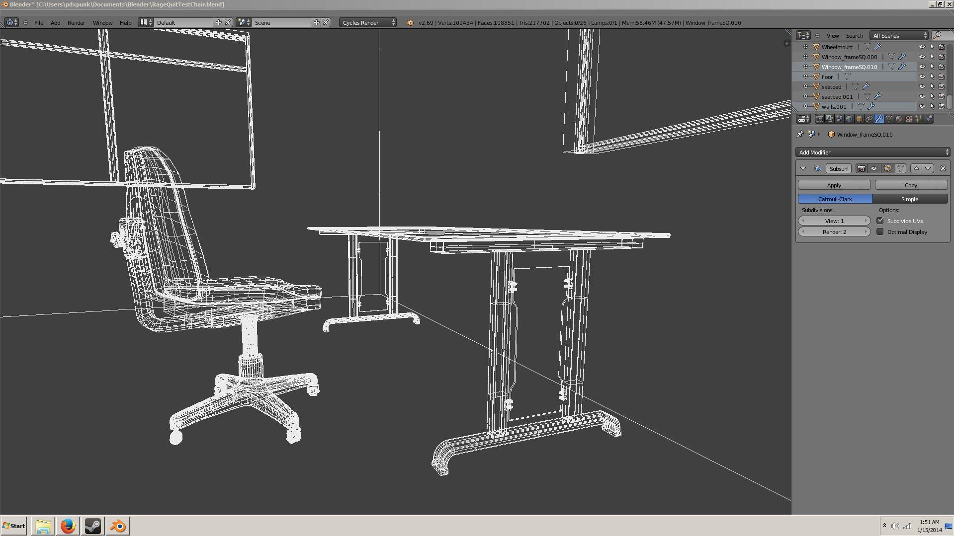 Admirable Gaming Computer Scene Rage Quit Works In Progress Evergreenethics Interior Chair Design Evergreenethicsorg