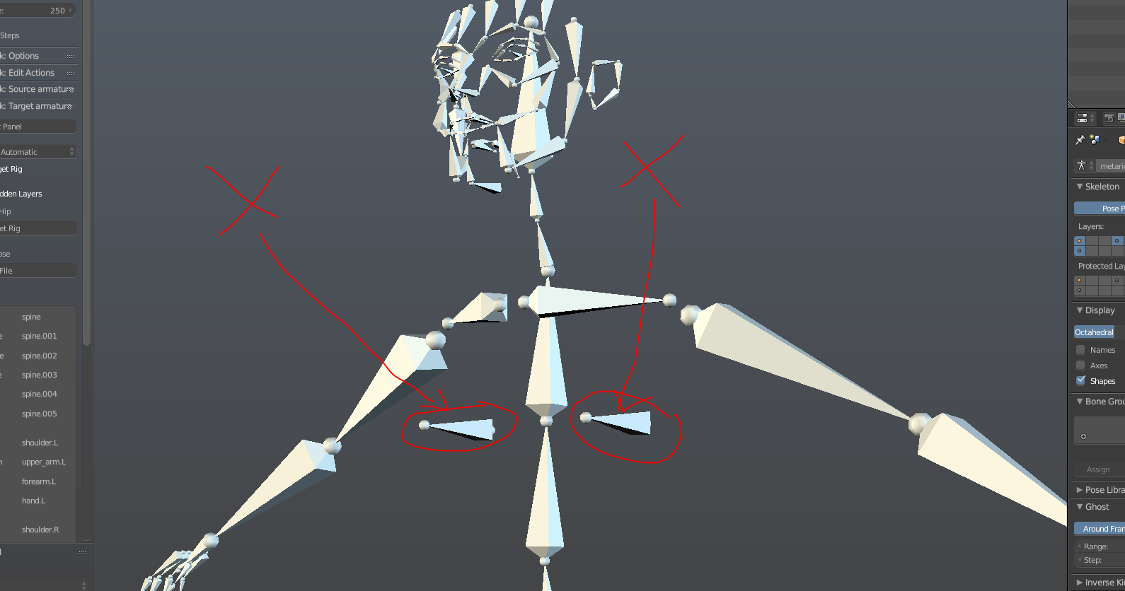 Issue with BVH (MoCap) to Blender 2 79 RC1 Rig-System