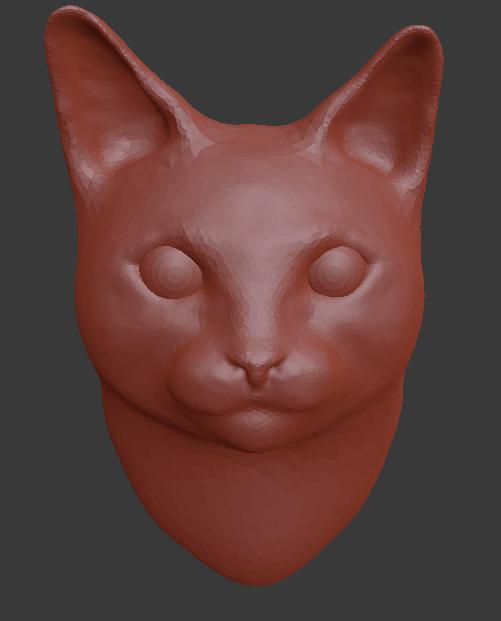 3d cat model - Focused Critiques - Blender Artists Community