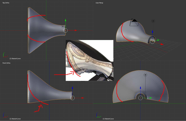Modeling Gauntlet for 3D print - Modeling - Blender Artists