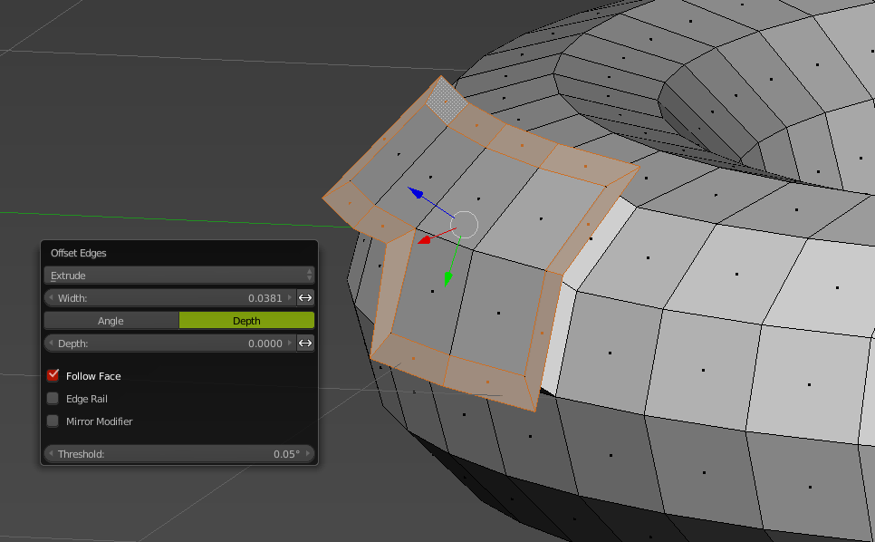 blender-offset-edges-addon-extrude