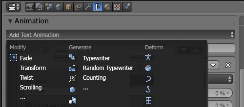 Dynamic text - Addon - Released Scripts and Themes - Blender