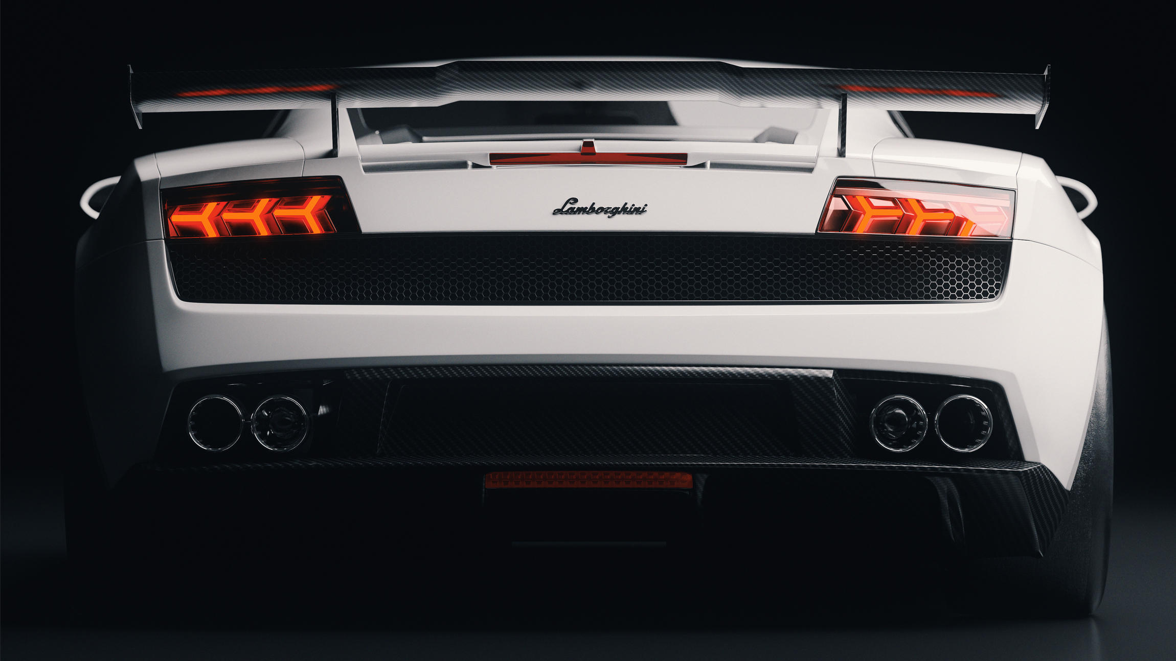 Lamborghini Gallardo Studio Shots Finished Projects Blender