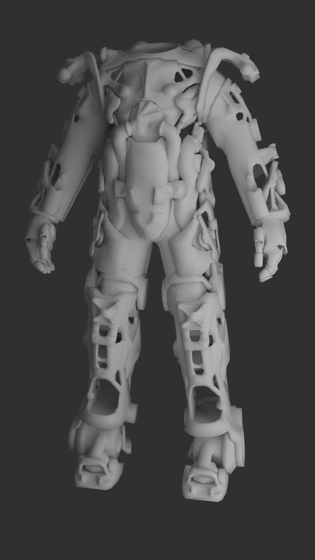 Massive 3d Printing Fallout 4 Project - Works in Progress