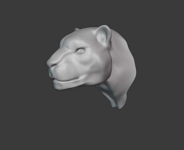 lion wip2