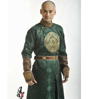 Chinese-Traditional-Customes-Qing-Dynasty-Man-