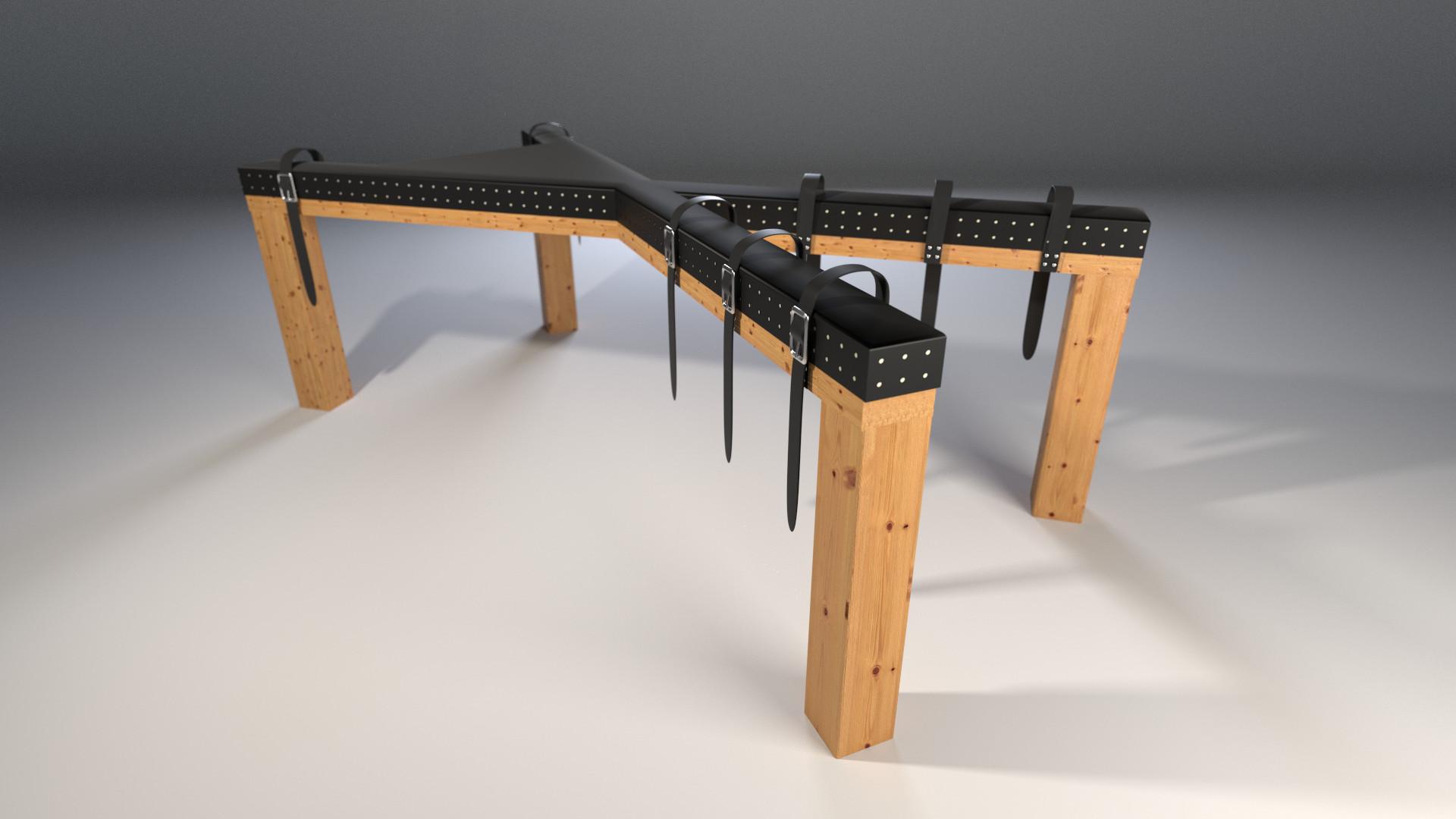 Bondage Furniture Works In Progress Blender Artists Community