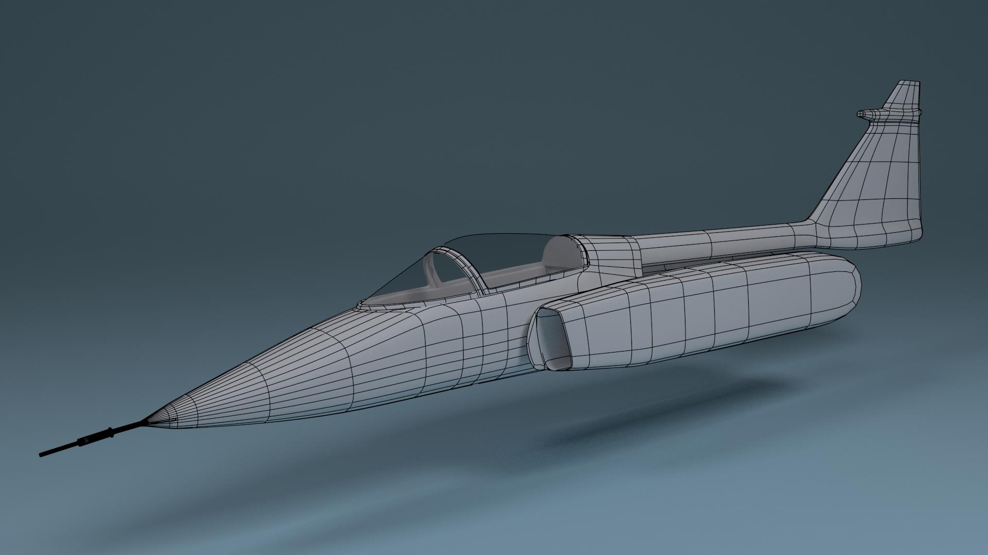 Saab JAS 10 Gripen   Works in Progress   Blender Artists Community