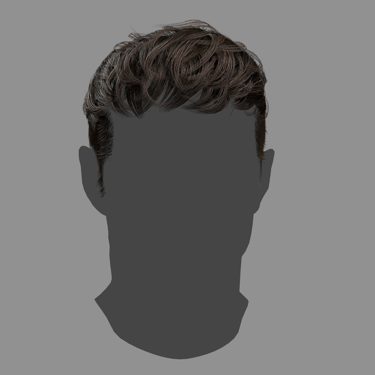Real Time Hair - Wip - Finished Projects - Blender Artists