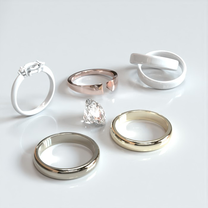 Rings - Prorender