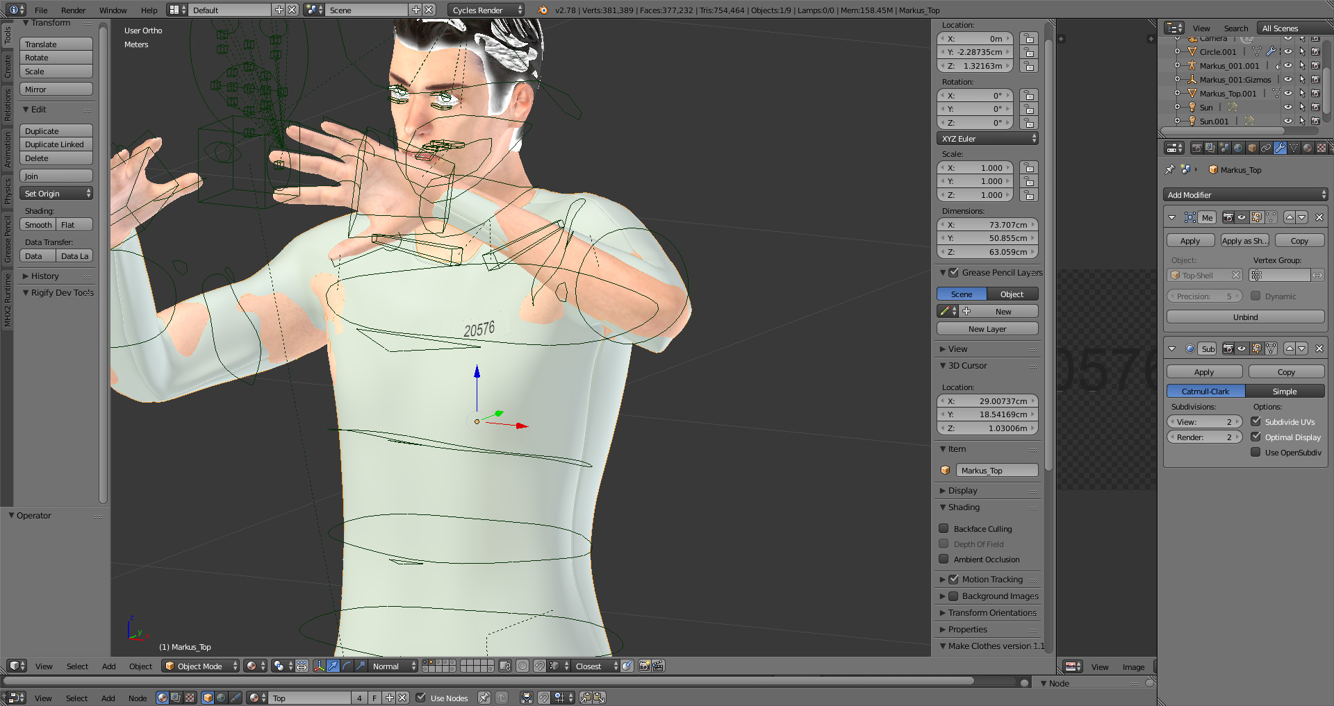 uusi käsite tiedot 100% laatu Rigging Clothes - it's driving me mad - Animation and ...