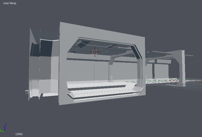 Unity][UE4] Modular Sci Fi Corridors - Works in Progress