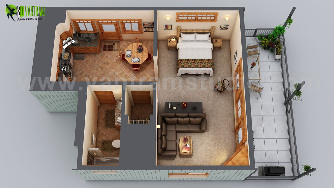 Small House Design ideas   Finished Projects   Blender Artists ...