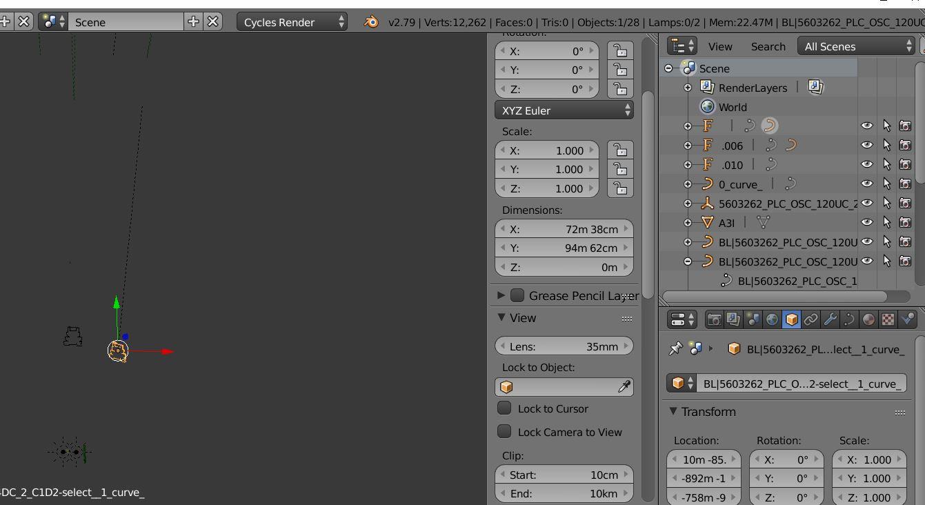 model from import DXF - Modeling - Blender Artists Community
