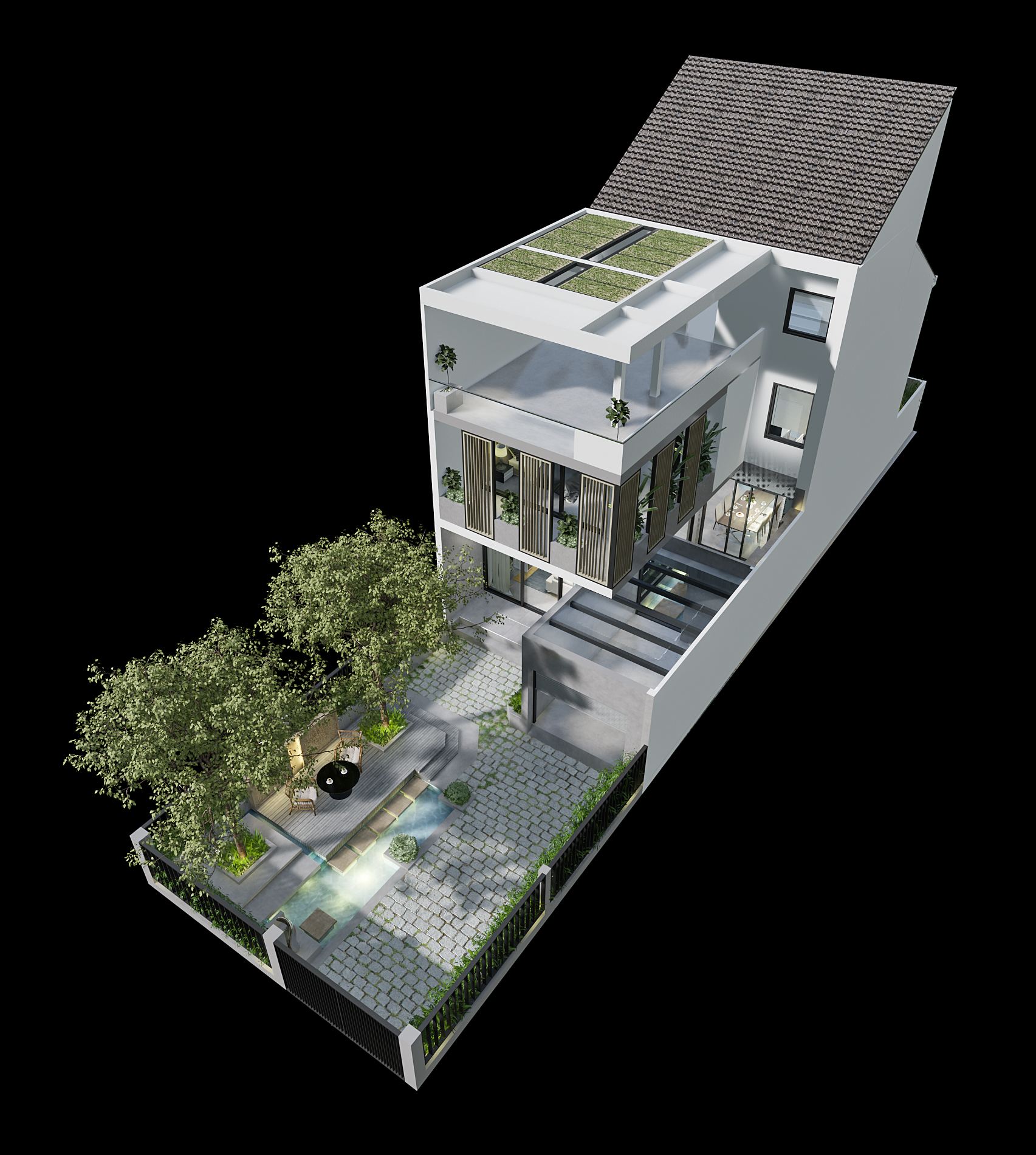 House Design - Finished Projects - Blender Artists Community on house layout, house designing, house schematics, house print, house paint, house desings, house style, house exterior, house rooms, house color, house blueprints, house template, house cutout, house map, house diagram, house logo, house drawing, house types, house interiors, house plans,
