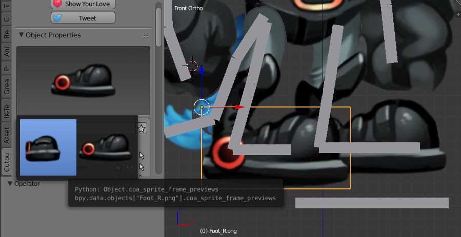 Cutout Animation Tool - Blender - Latest News - Blender Artists