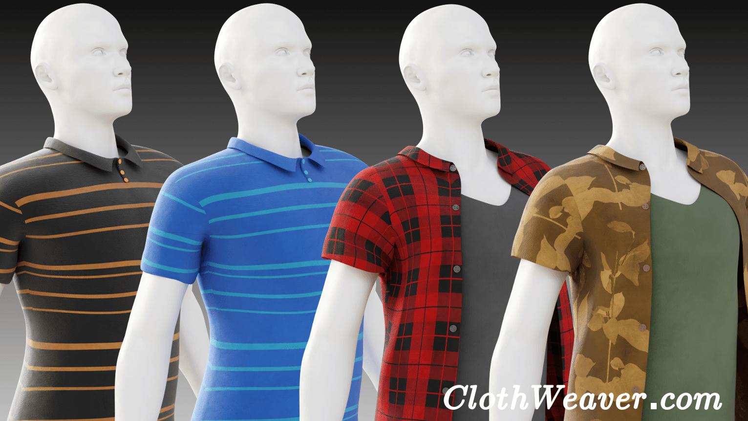 Add-on] Cloth Weaver - Design clothing and accessories for