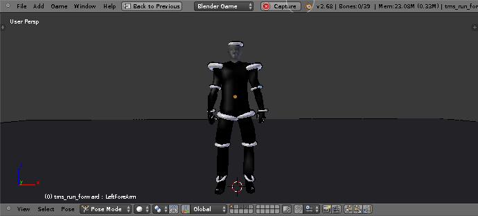 DIY motion capture setup - Animation and Rigging - Blender