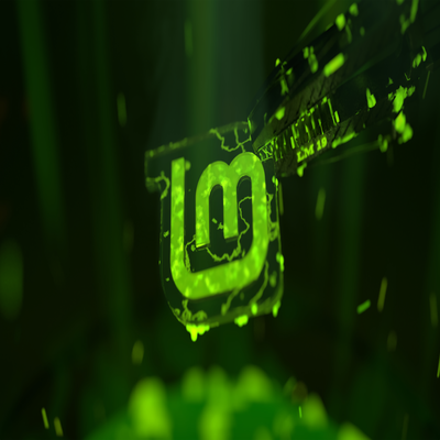 Linux Mint 19 Include My Wallpaper Made In Blender So Happy