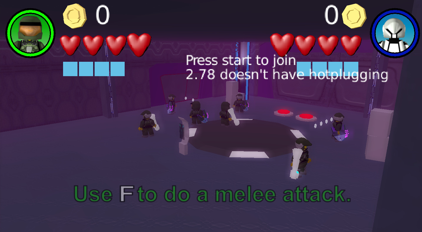 Lego Halo fangame, 20% done - Works in Progress and Game