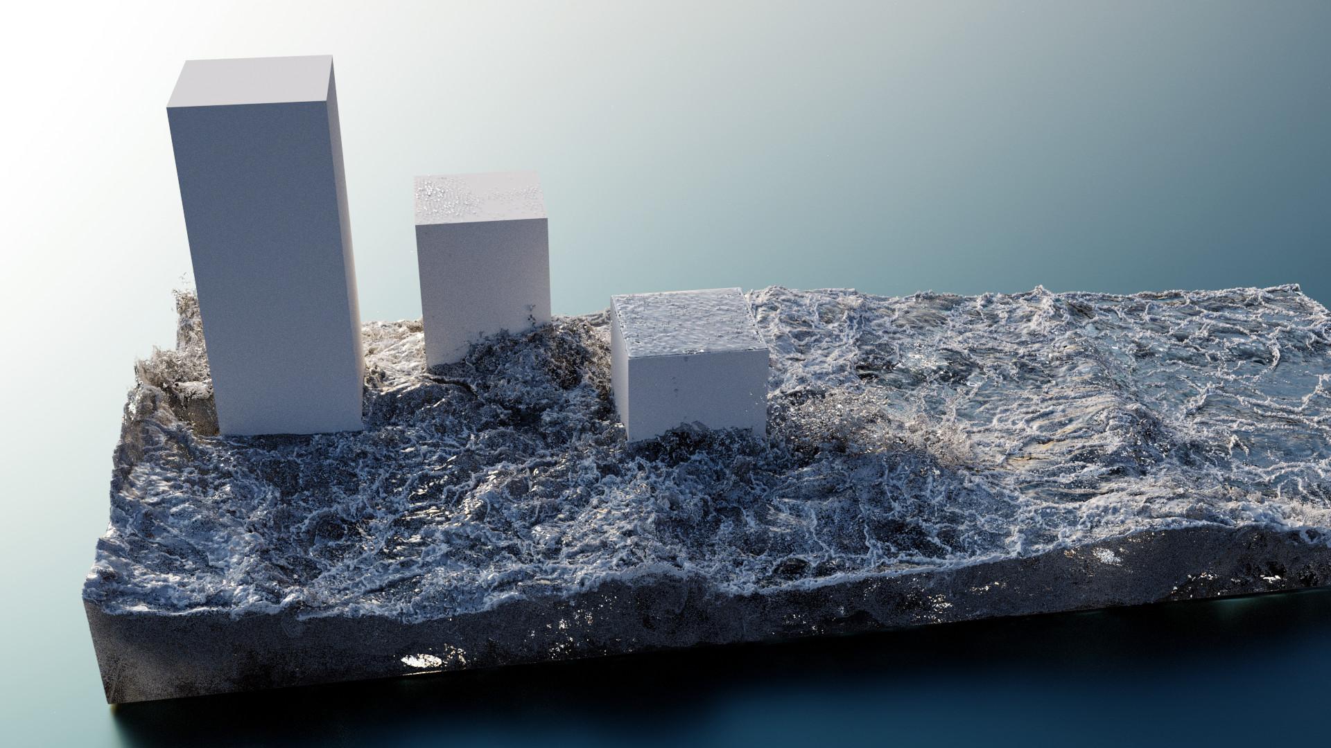 FLIP Fluids Addon: A liquid fluid simulation tool for Blender
